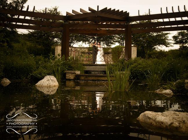 Gabrielle Amp Jeff Independence Grove Wedding Libertyville Illinois