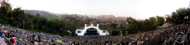 Hollywood Bowl Los Angeles California