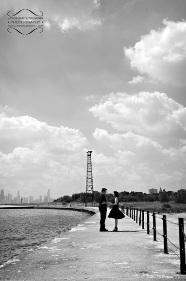 Chicago Illinois Engagement Wedding Photographer