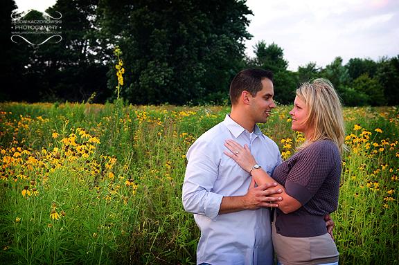 Chicago Illinois Wedding Engagement Session Photographer