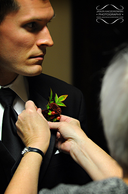 Groom's Bouonniere