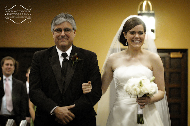 Bride with Father Processional