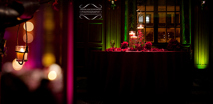 Allegro Hotel Chicago Illinois dillylily DillyLily Florist Wedding Photography