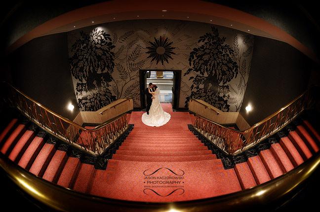 Allegro Hotel Chicago Illinois Wedding Photography