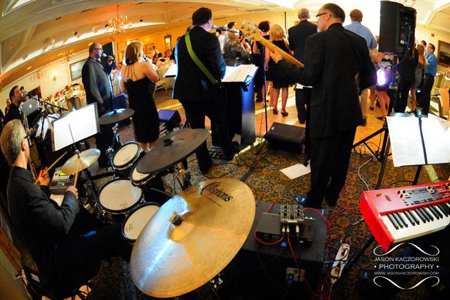Stitely Wedding Reception Band