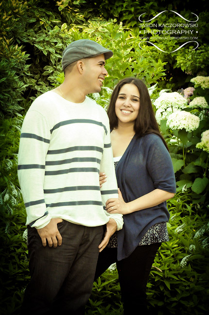 Chicago Lincoln Park Zoo Engagement Photography