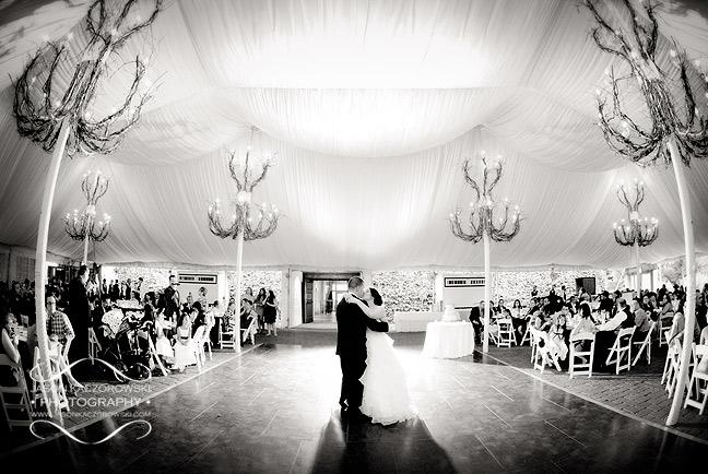 Galleria Marchetti Wedding First Dance Picture