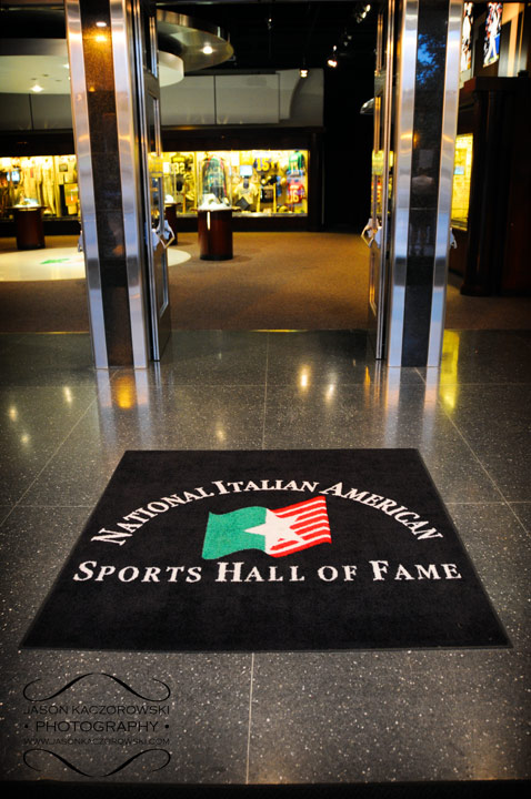 National Italian American Sports Hall of Fame Wedding Chicago