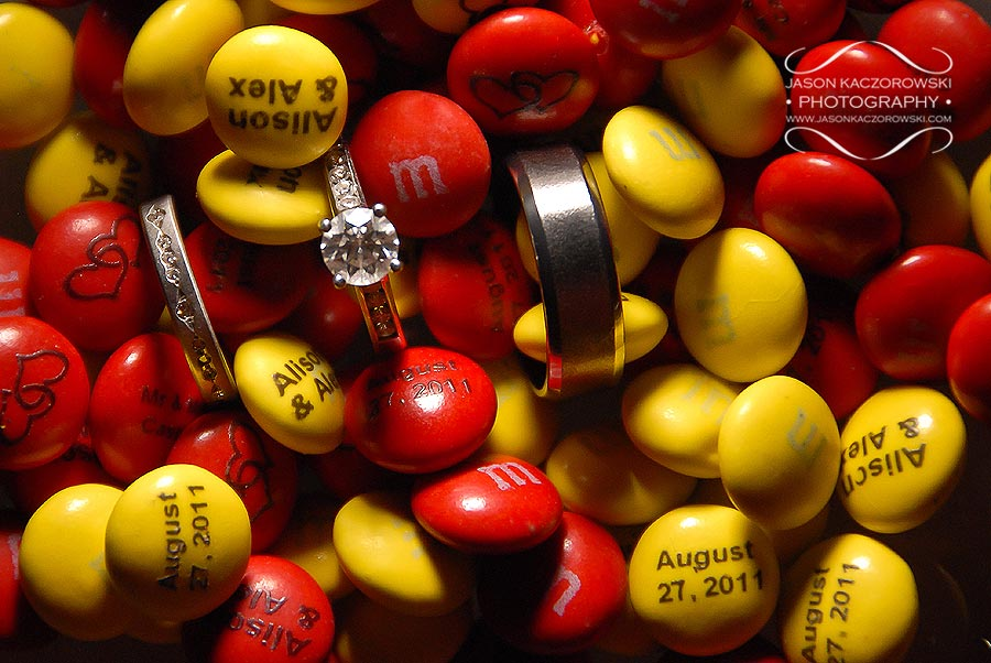Wedding M&M's