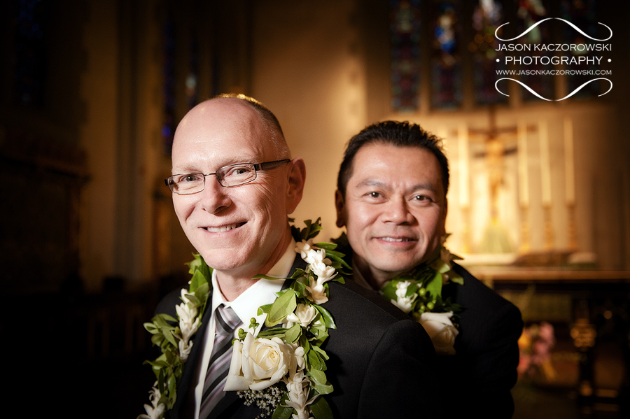 Same Sex Wedding Photography Chicago, IL