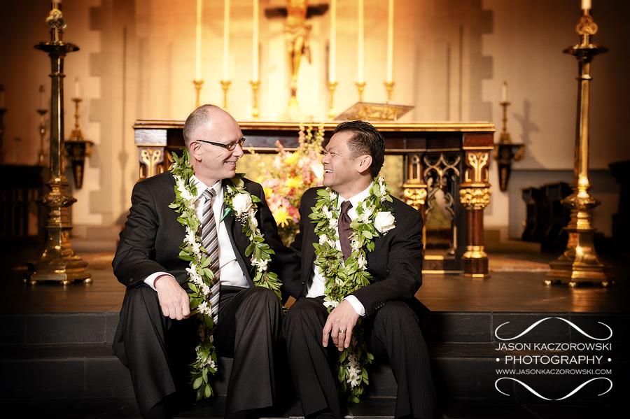 Same Sex Civil Union Chicago Illinois