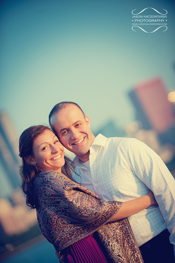 Chicago Engagement Photo 2