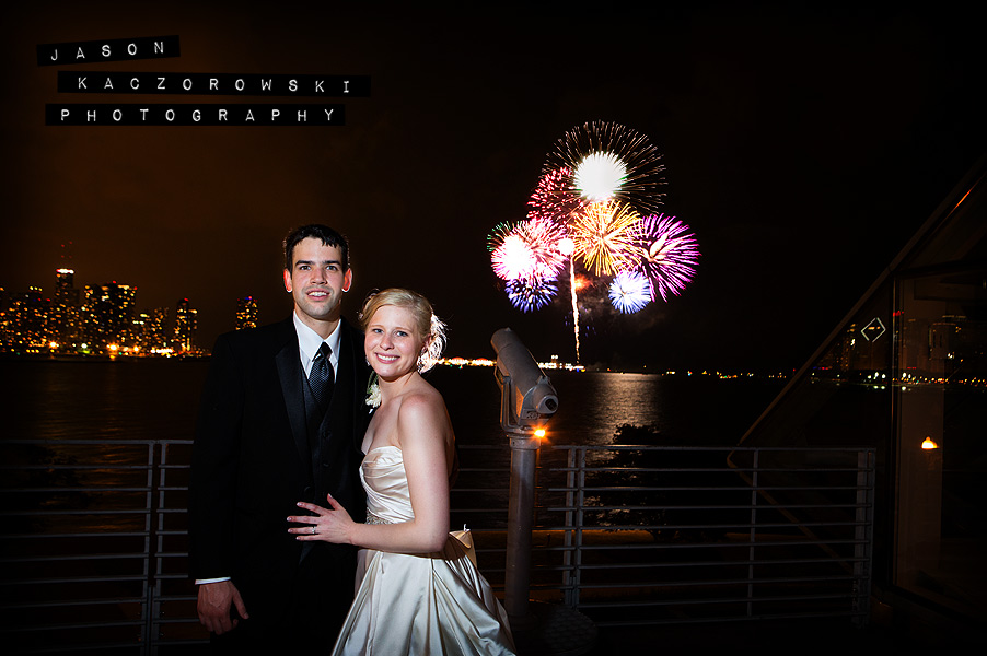 Adler Planetarium Wedding Ceremony Reception Chicago Illinois