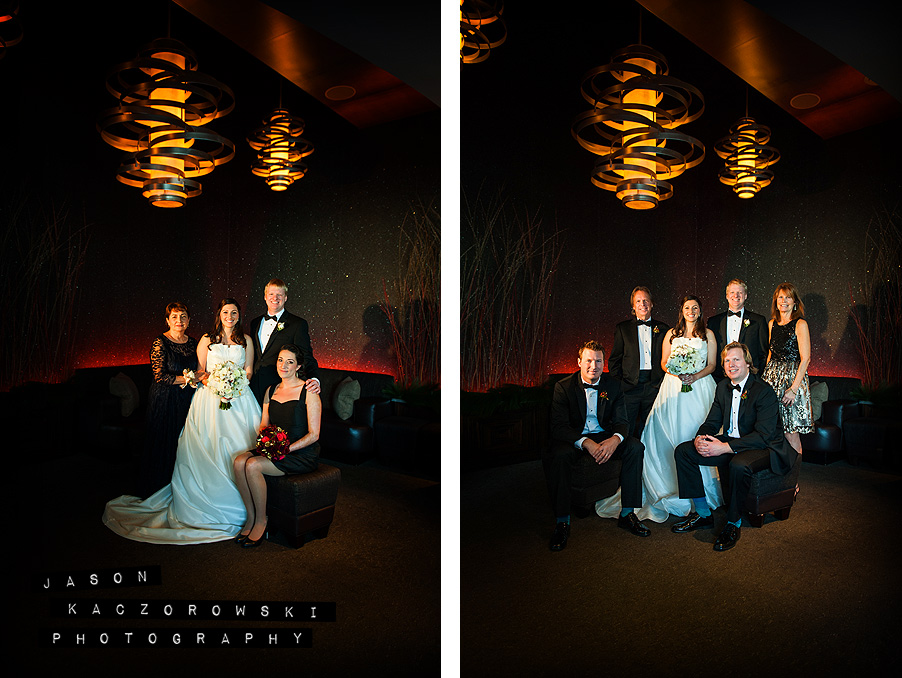 Wedding Portraits Trump Tower Rebar Lounge