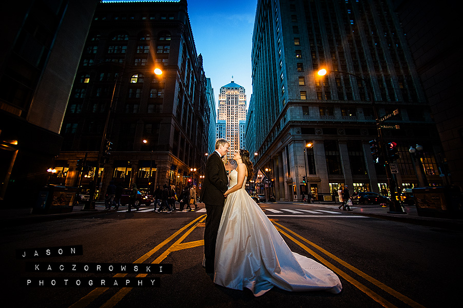 Chicago Bride Groom Board of Trade