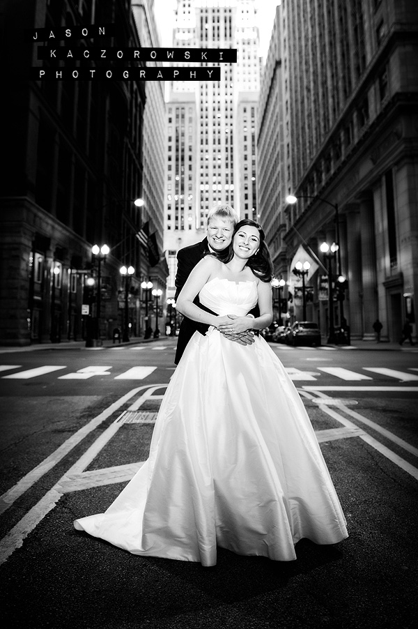 Board of Trade Wedding Photography