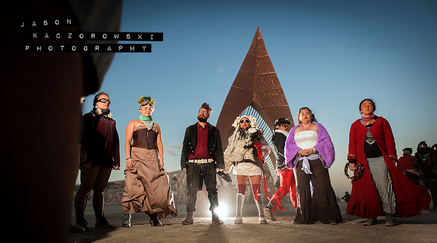 Burning Man 2015 Temple of Promise Wedding Ceremony