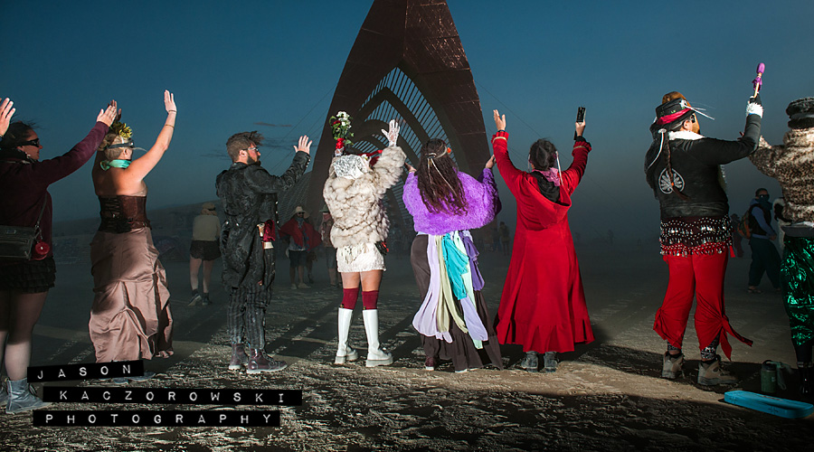#BurningMan2015 #Wedding #Ceremony #pagan
