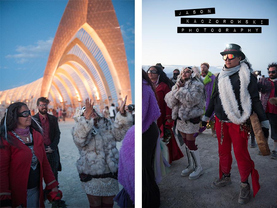 Pagan Wedding Burning Man