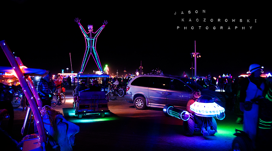 Art Car Mutant Vehicle Burning Man Playa