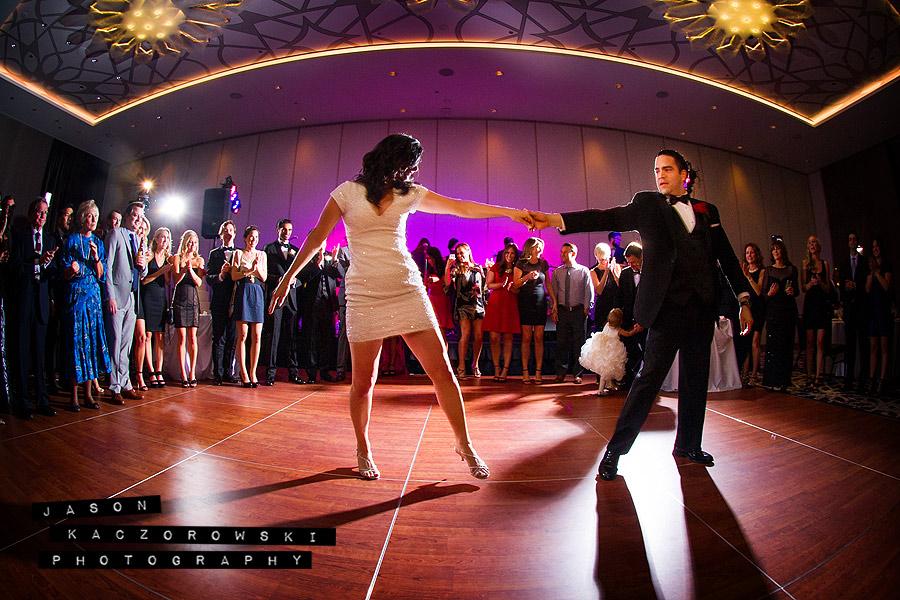 New Loews Downtown Chicago Hotel Wedding Photos