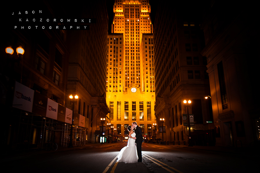 Rookery Chicago Wedding