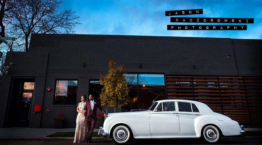 Chicago Wedding Photographer Ovation Wedding Venue
