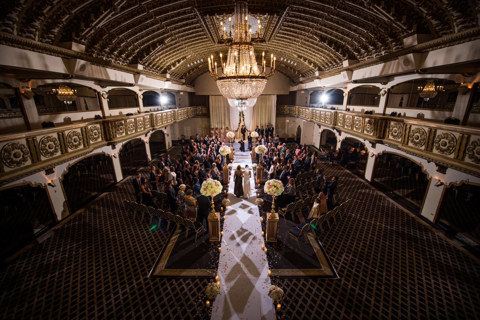 millennium knickerbocker hotel chicago wedding