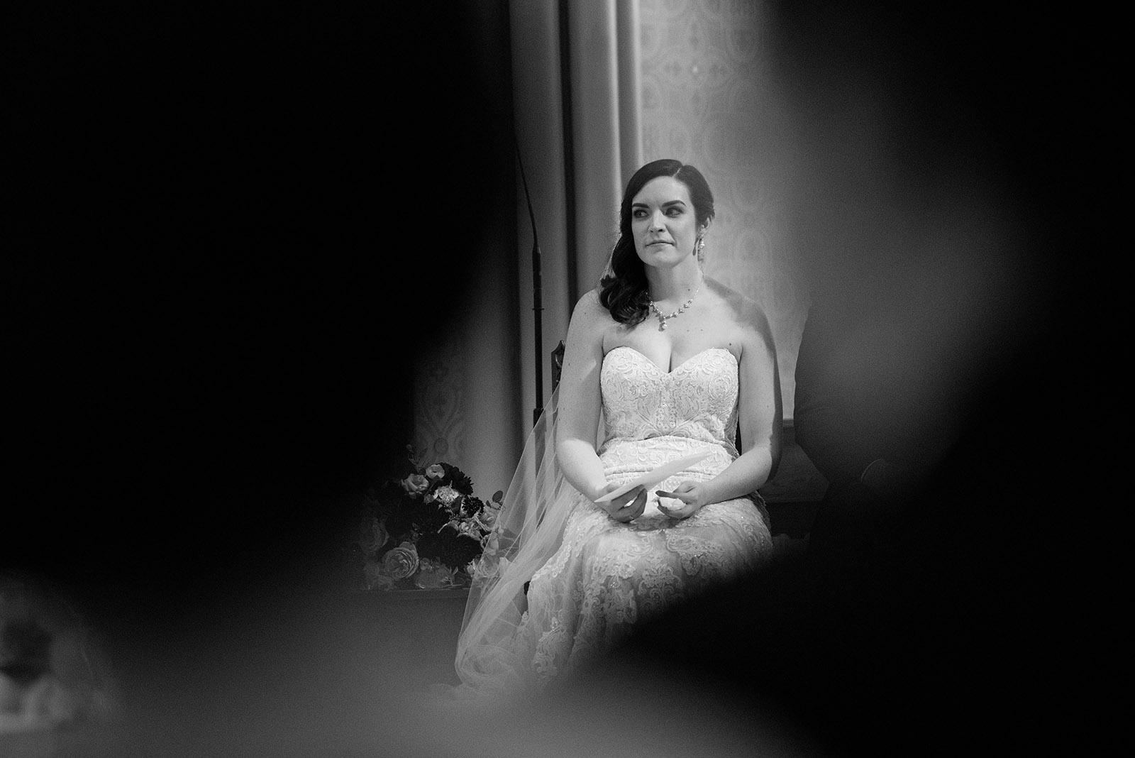 Bride Hot Wedding Ceremony