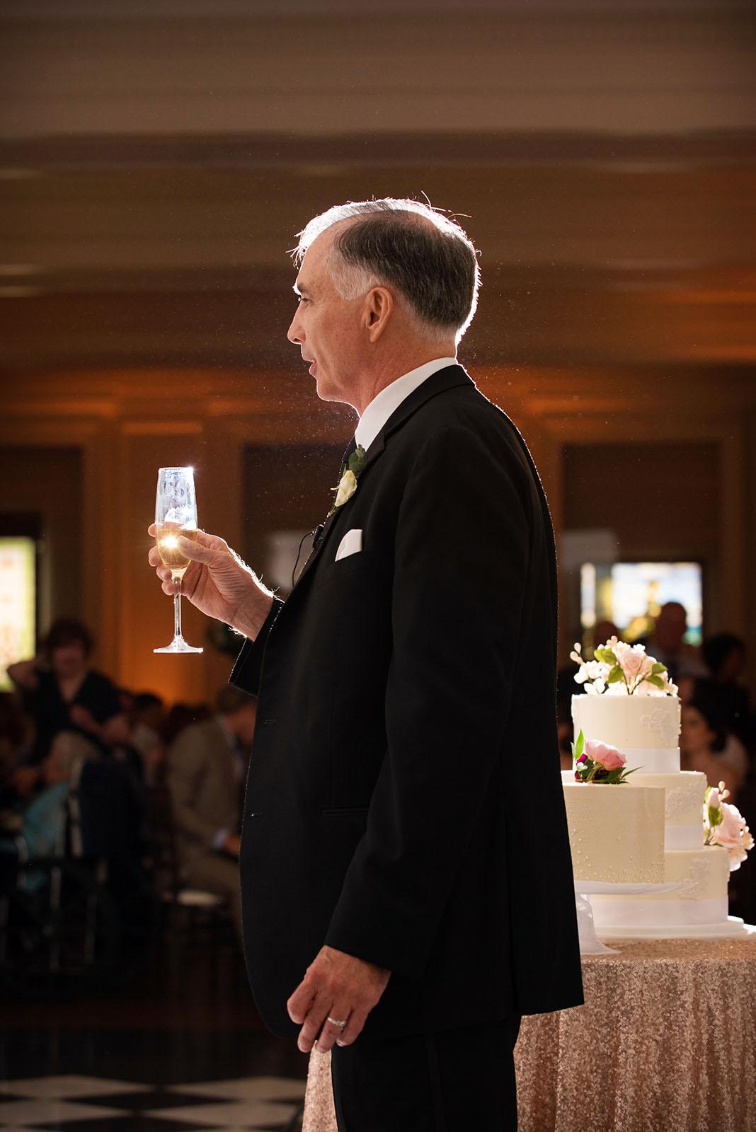 Father Bride Toast Speech
