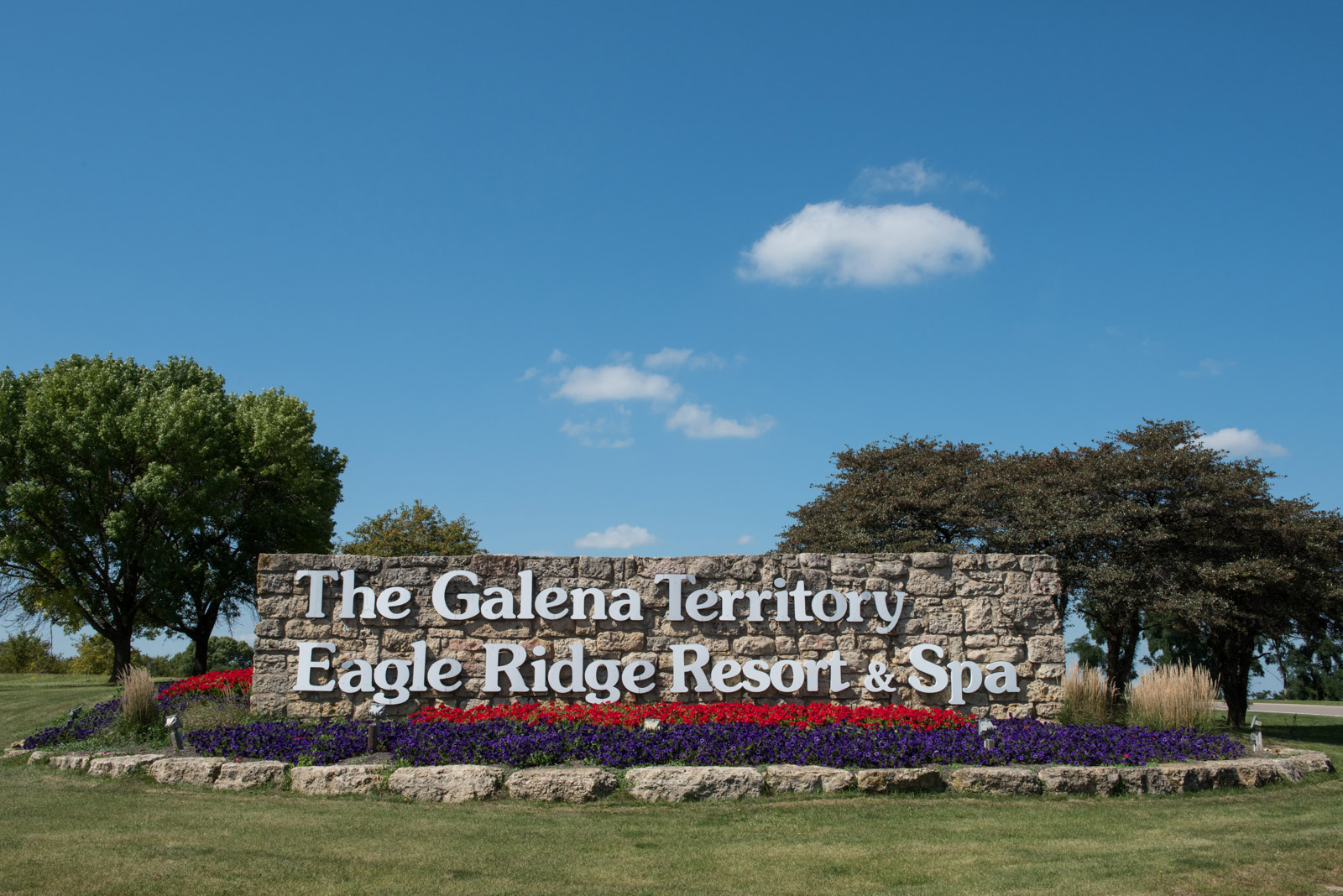Eagle Ridge Resort Galena Wedding Photography