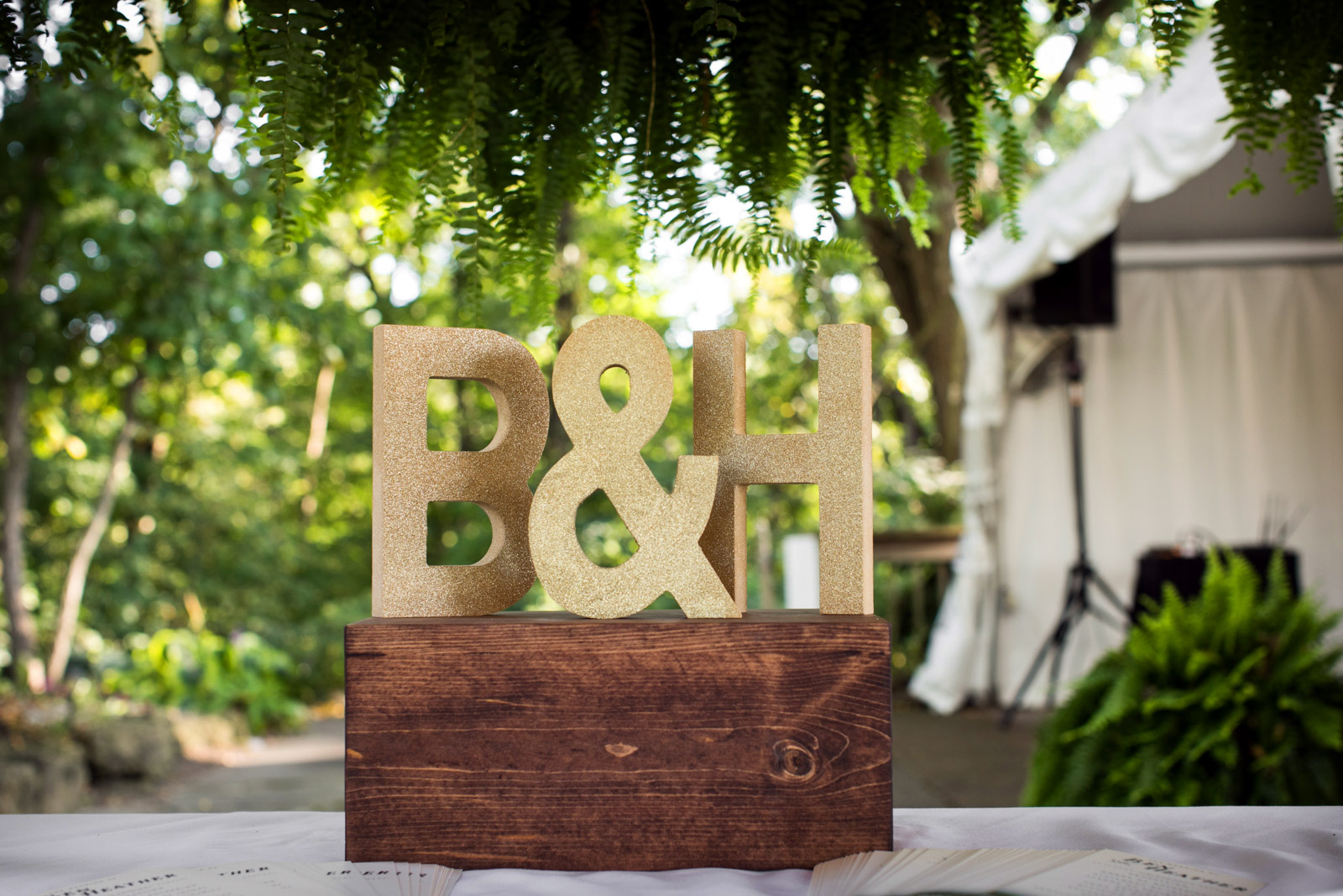 Wedding Details Letters Inspiration