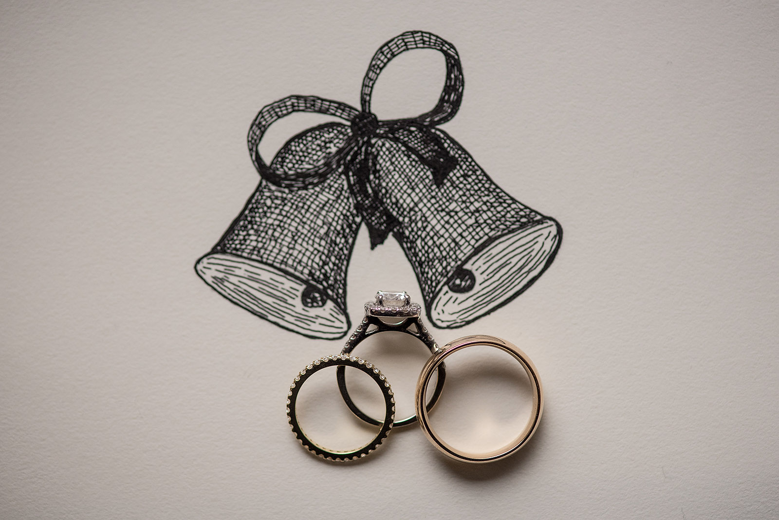 Wedding Invitation Wedding Rings