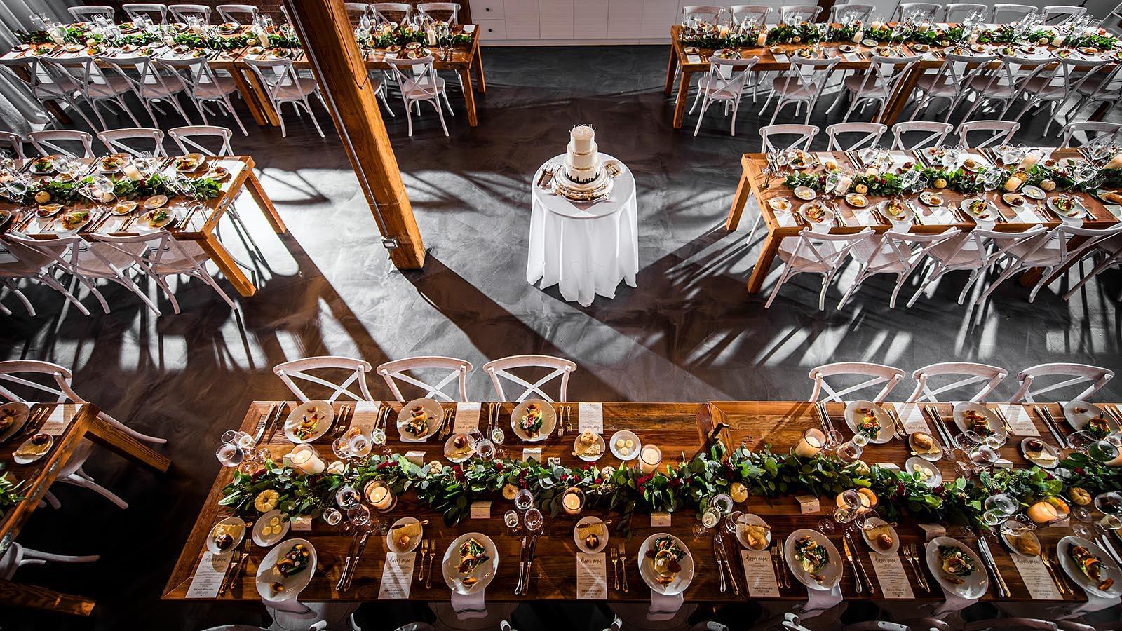 Brique Bites Chicago Wedding Reception Venue