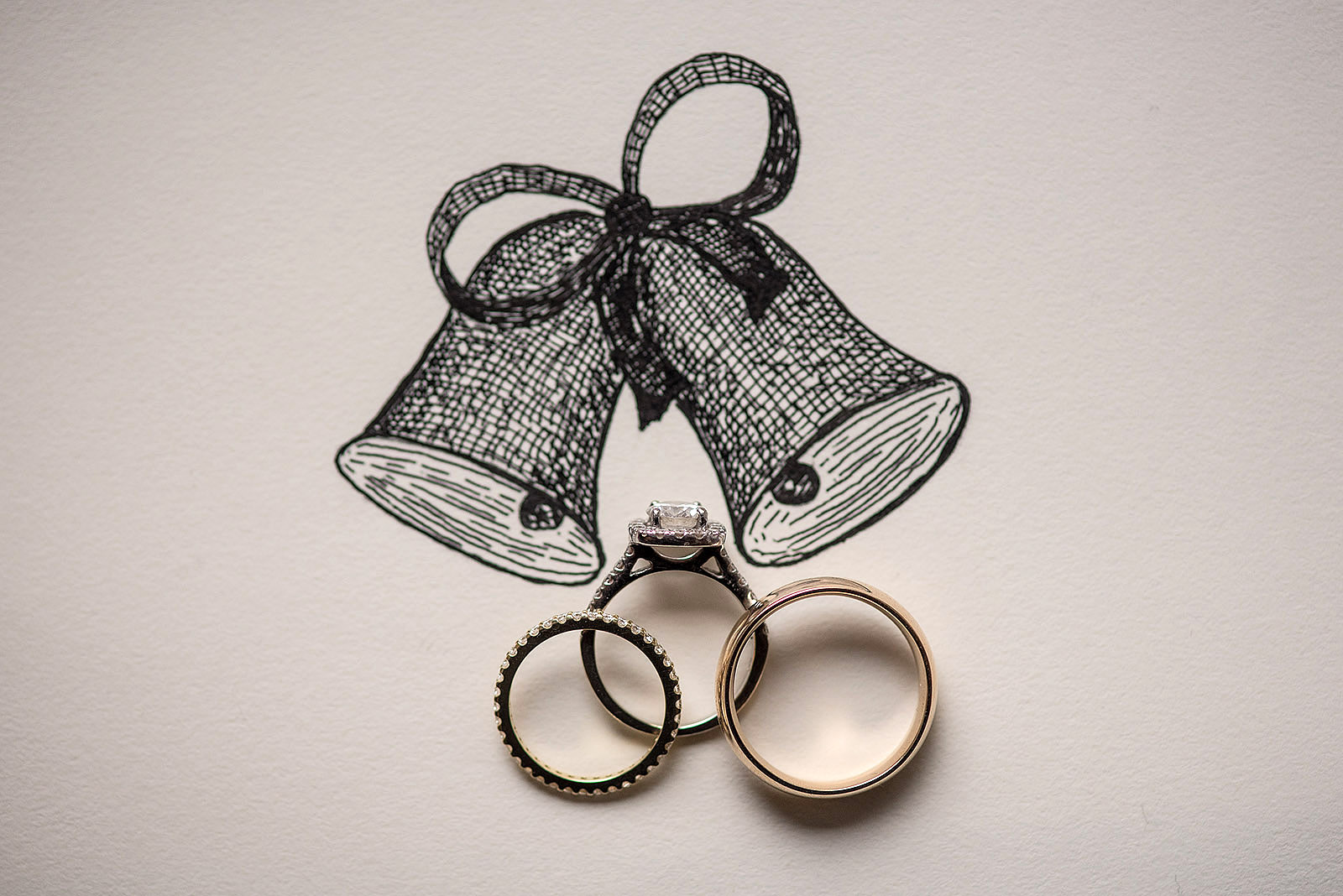 Wedding Rings Wedding Invitation