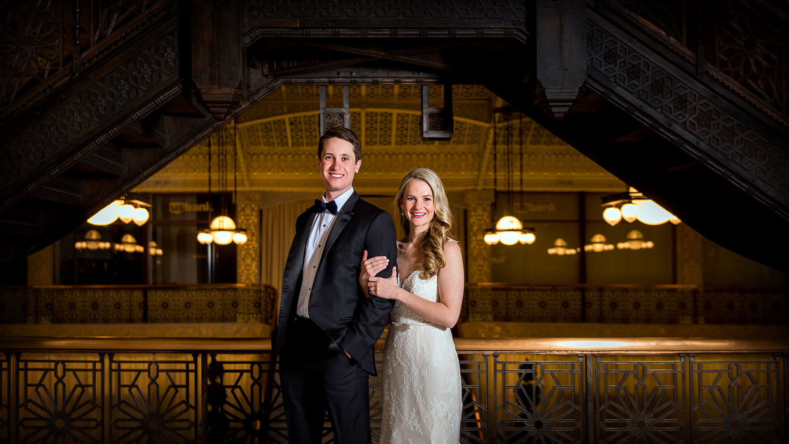 Wedding Photographs Rookery Chicago