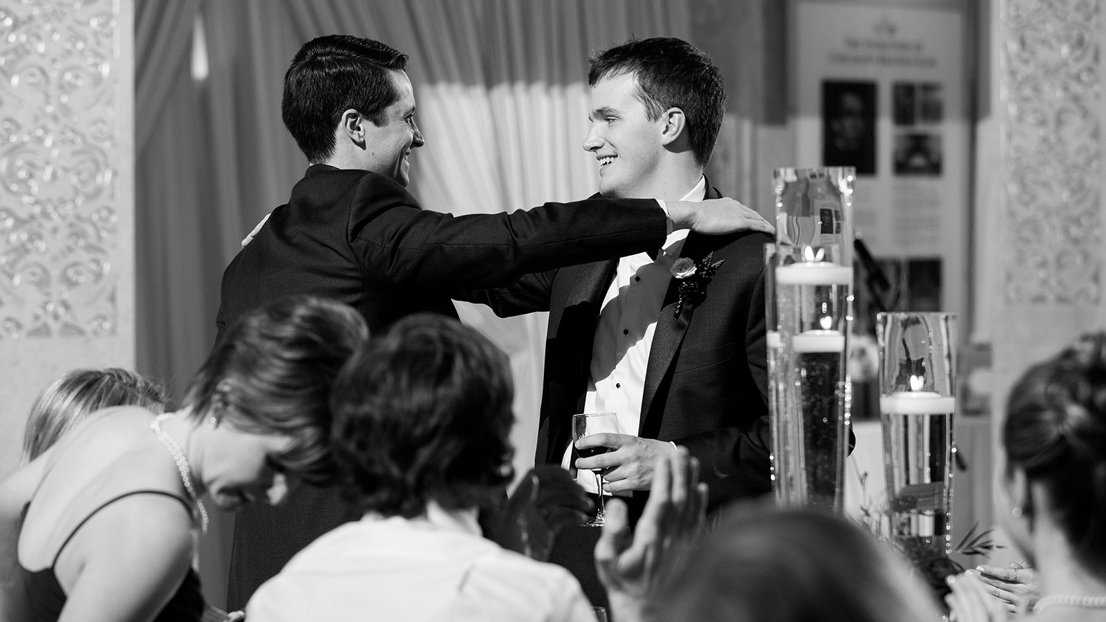 Best Man Thanked Groom
