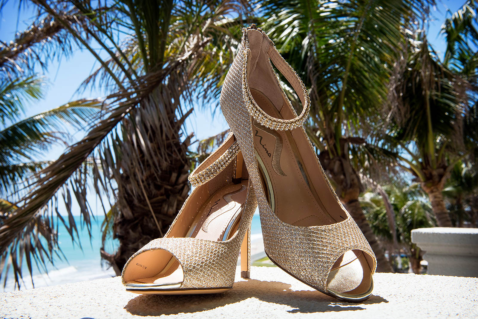 Beach Wedding Shoes Inspiration