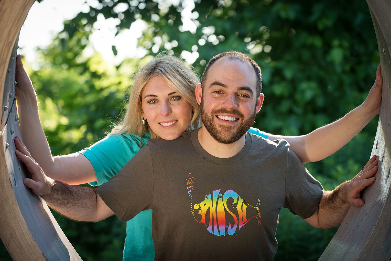 Phish Fan Engagement Pictures