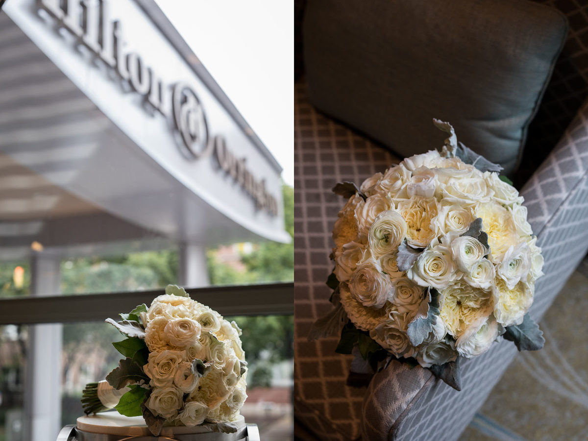 Evanston Illinois Wedding Hotel Orrington