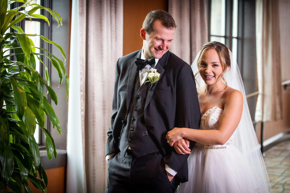 bride groom photo hotel orrington Evanston Illinois