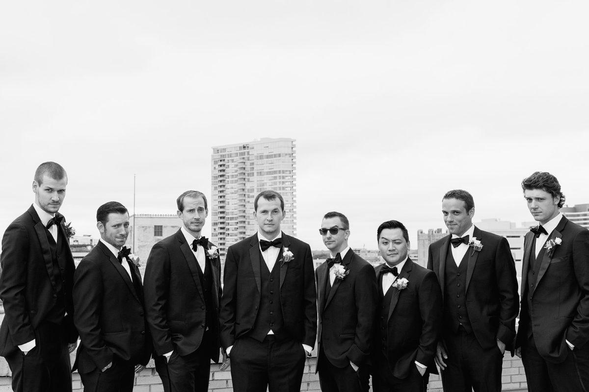 groom cool rooftop hotel orrington Evanston