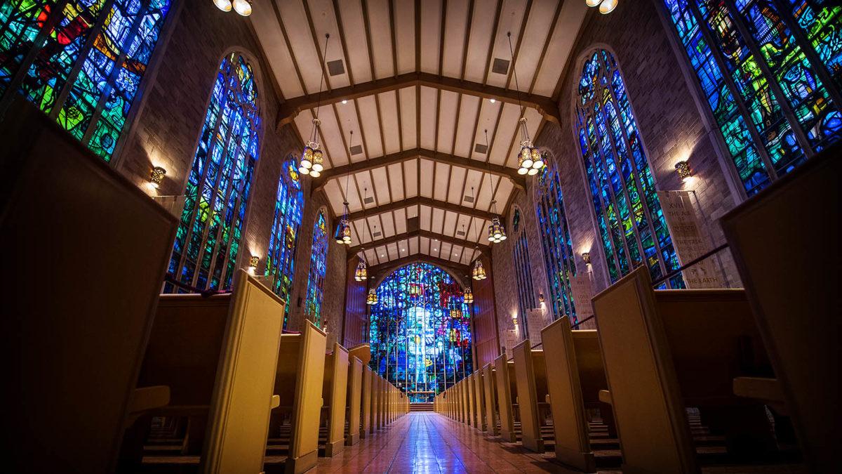 Alice Millar Chapel Wedding Evanston Illinois