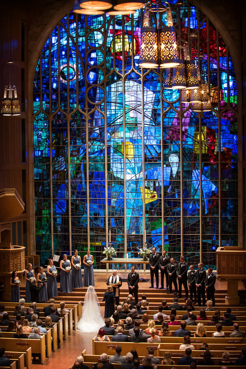 Alice Millar Wedding Stained Glass