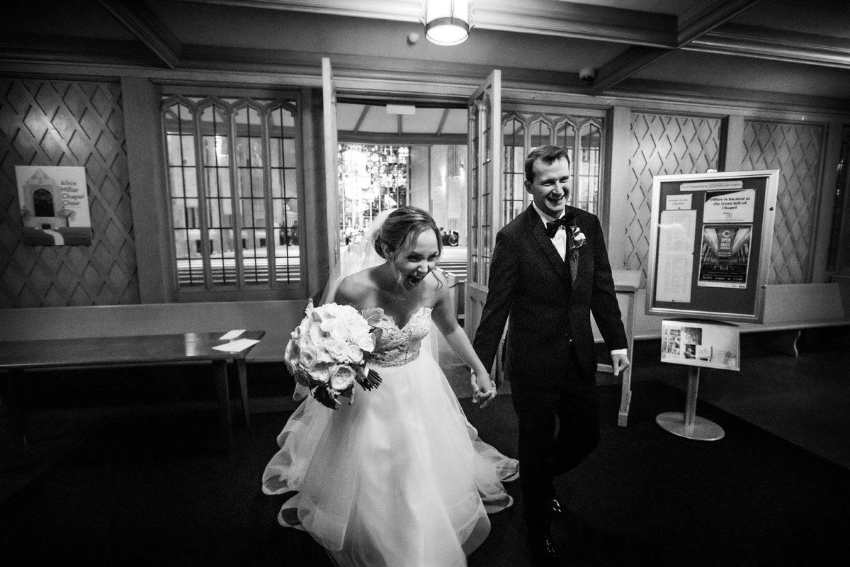 Bride Groom Photojournalism Post Wedding Ceremony
