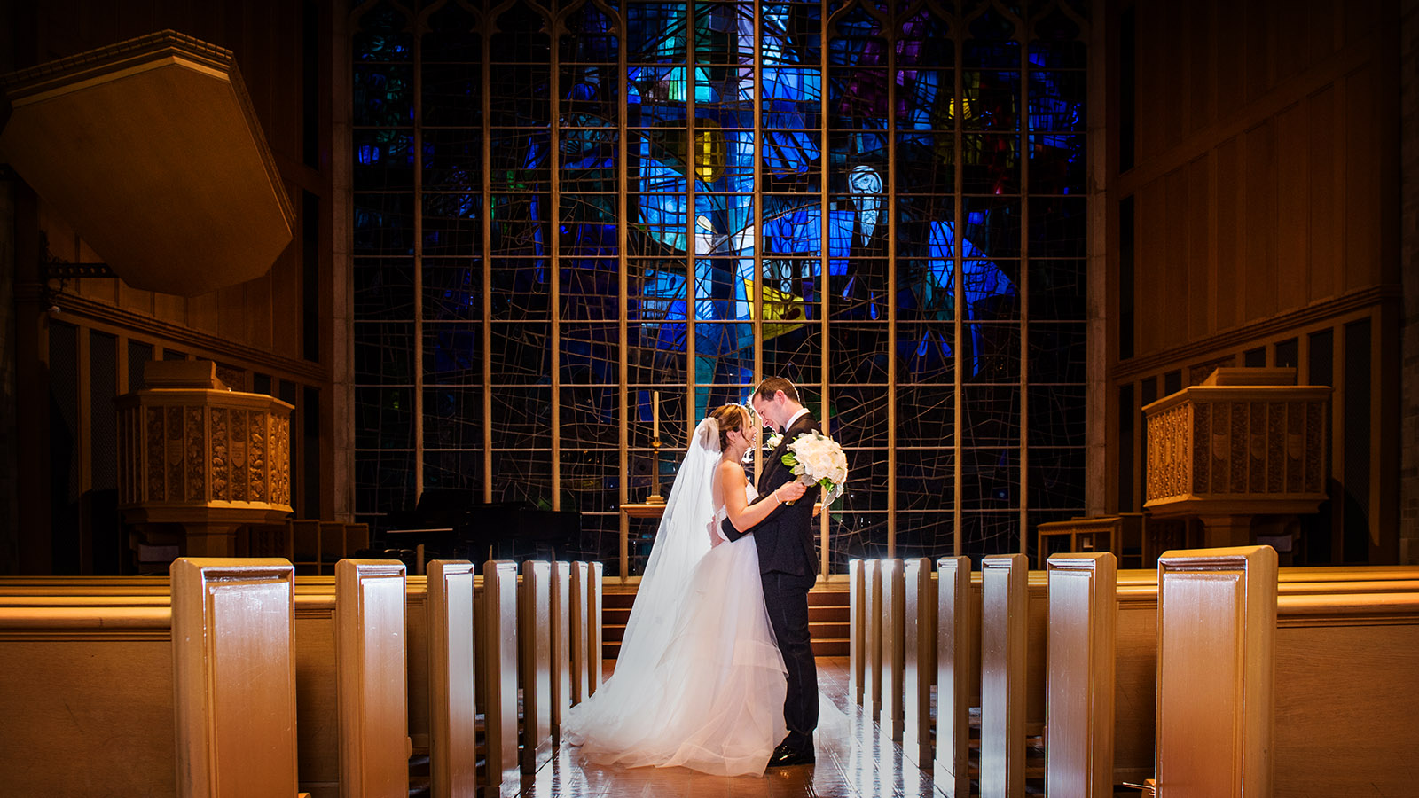 Bride Groom Wedding Portrait Alice Millar Chapel Aisle