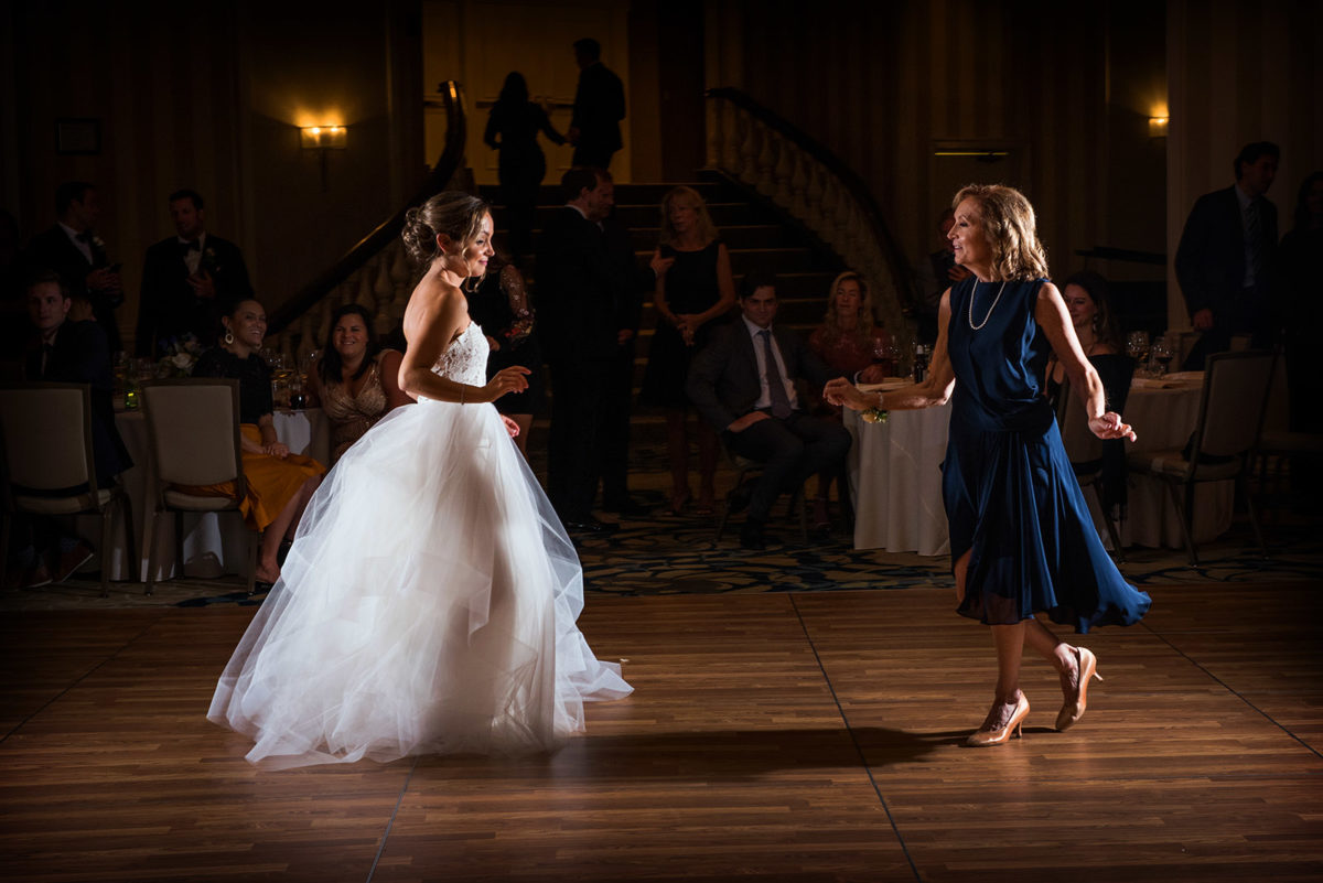 Mother Bride Dance Hotel Orrington Evanston