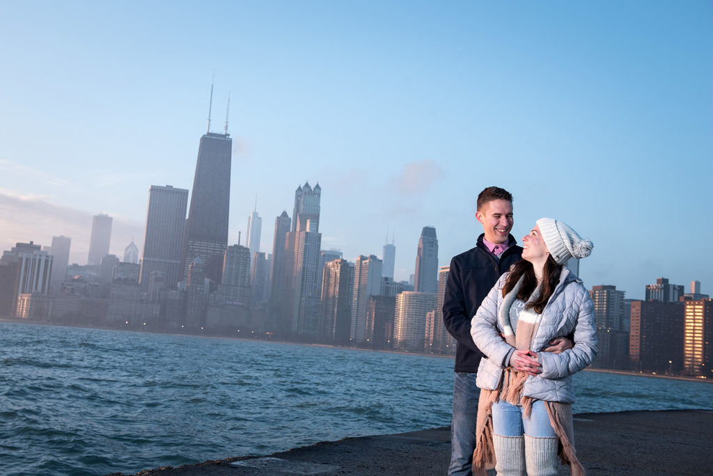 Wedding Proposal Photography Chicago