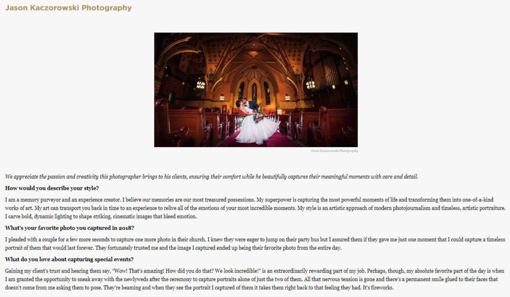 Chicago Best Wedding Photographer