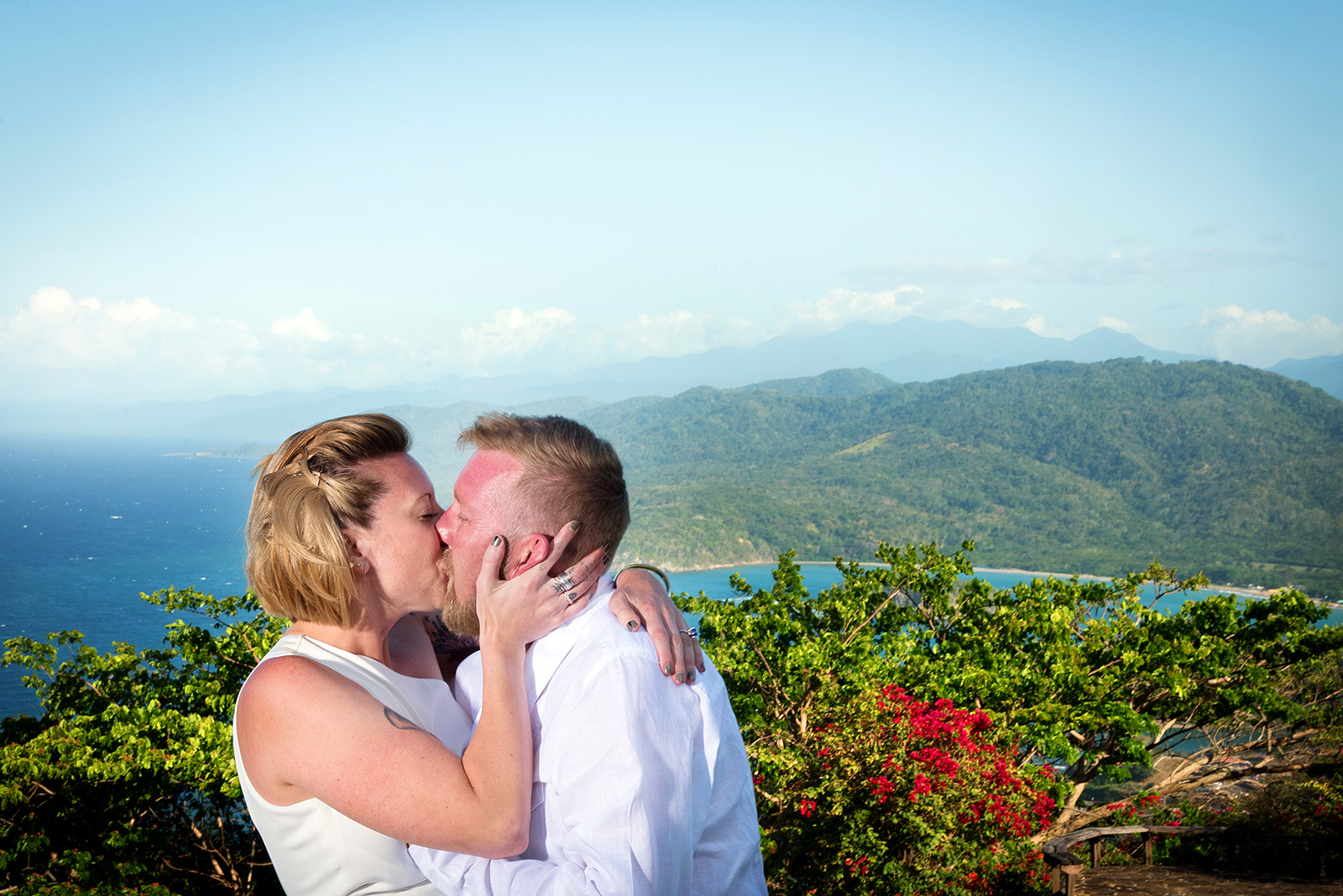 Firefly Estate Wedding Ocho Rios Jamaica